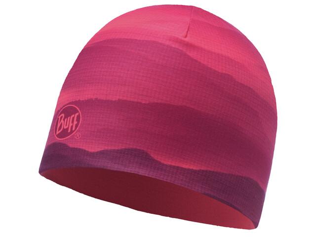 Buff Microfiber Revers. Soft H. muts roze